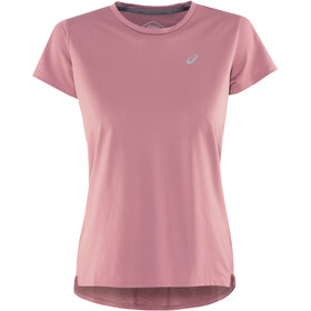 asics Race Mouwloos Shirt Dames, purple oxide